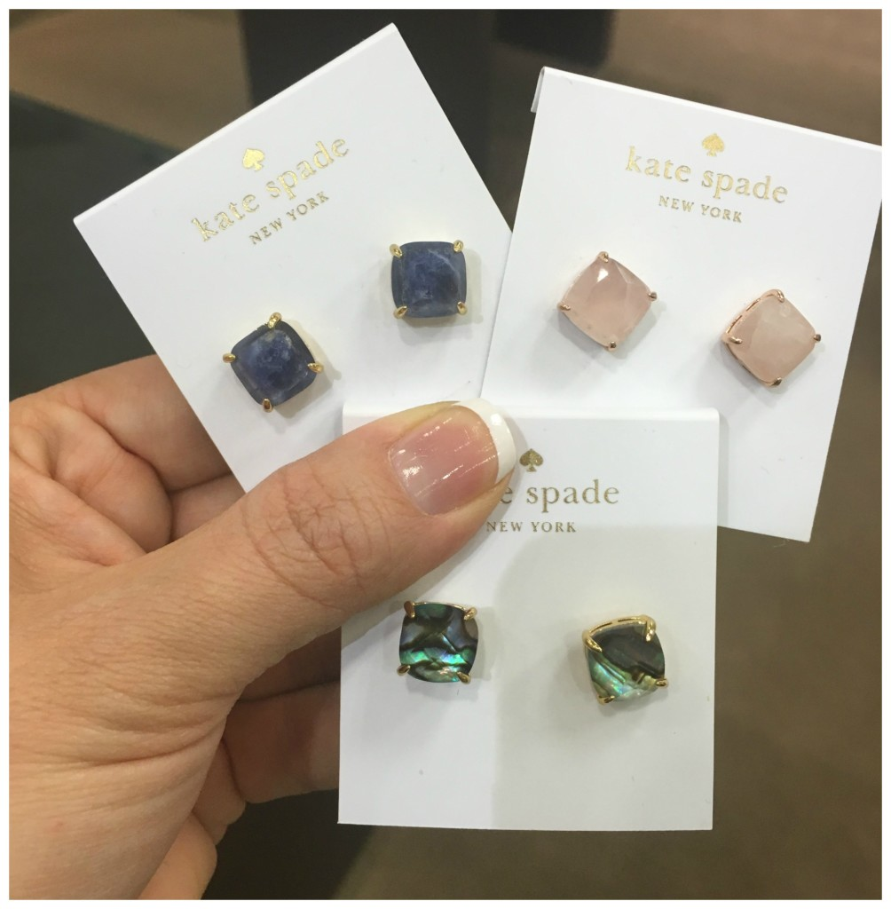 kate spade small studs