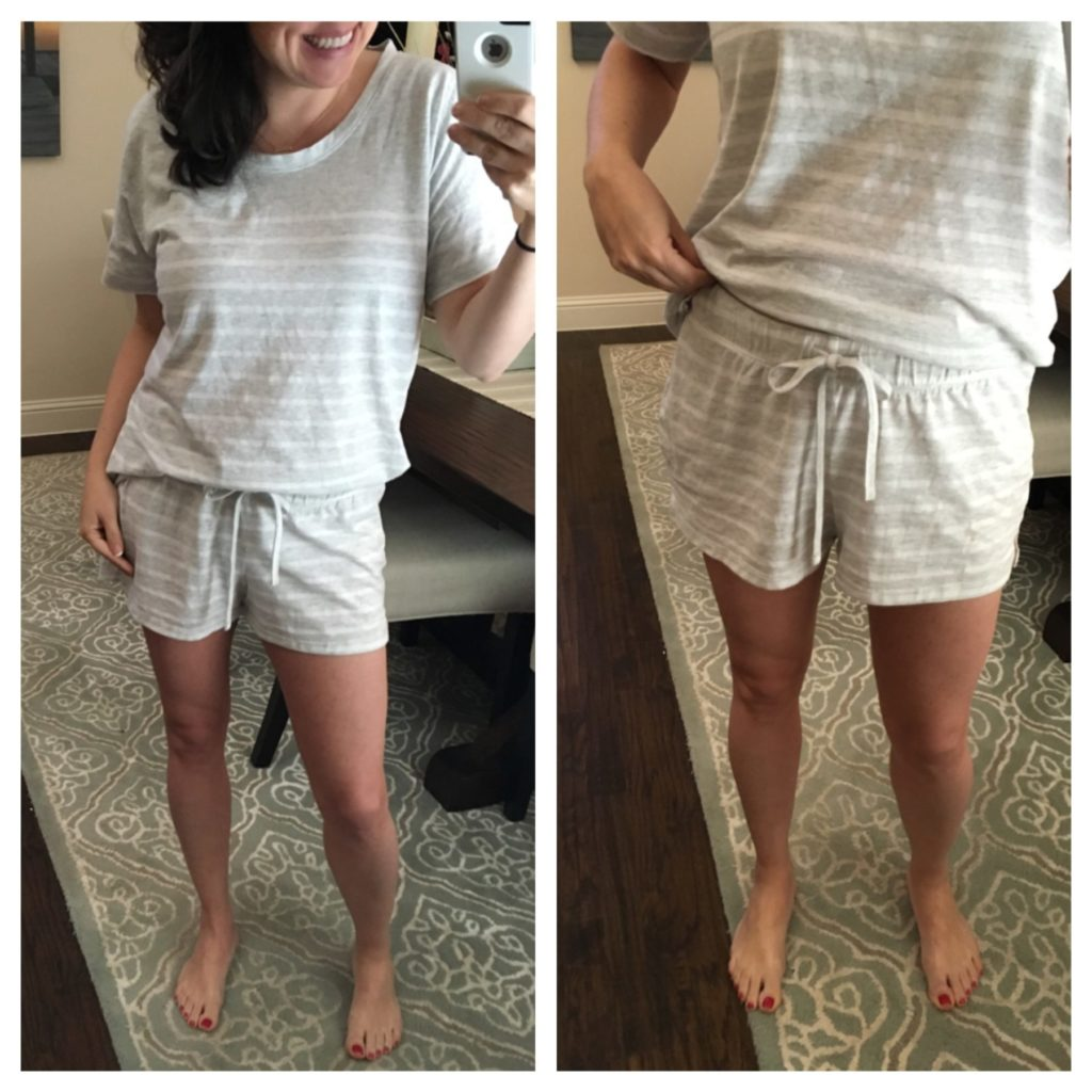 old navy pajamas
