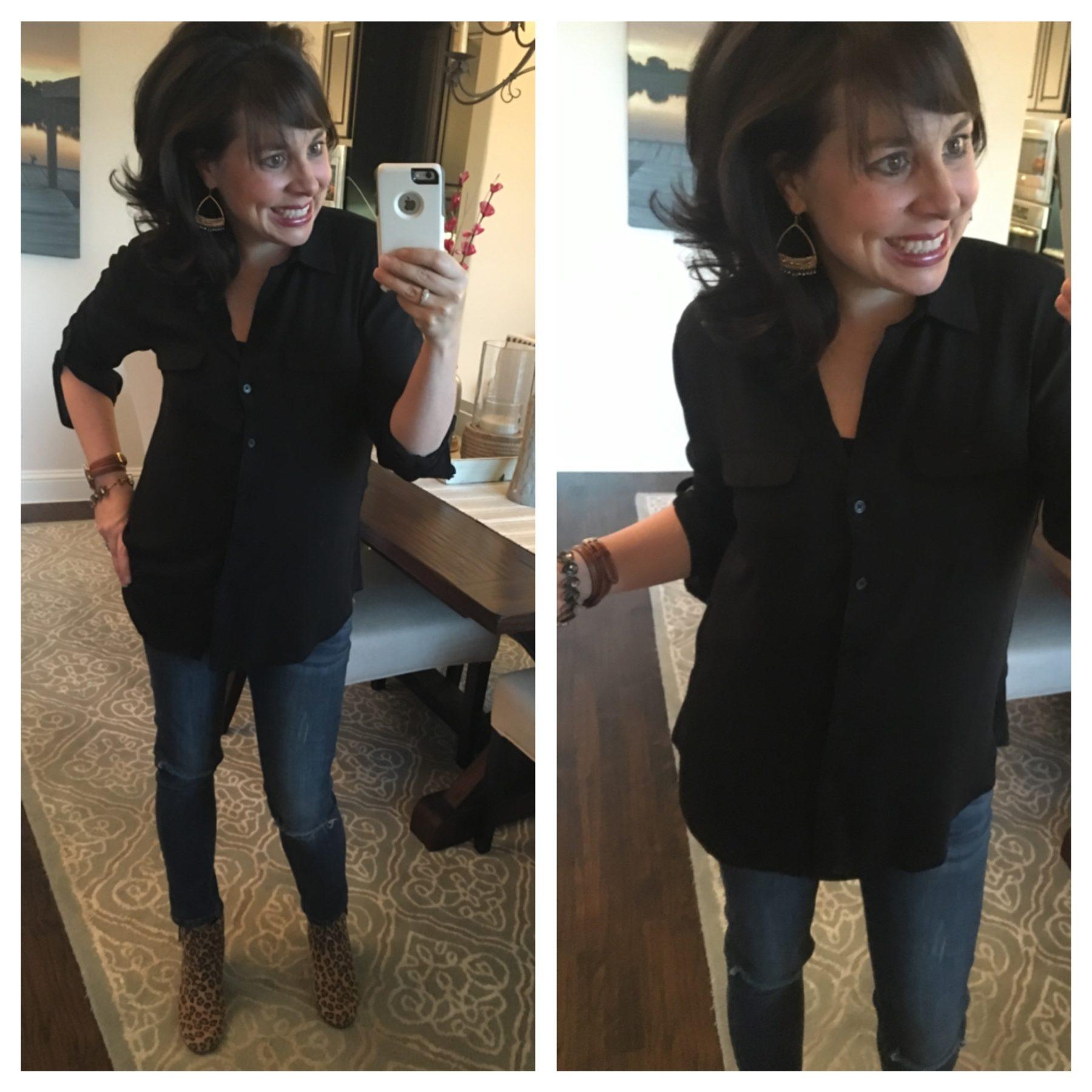 utility blouse