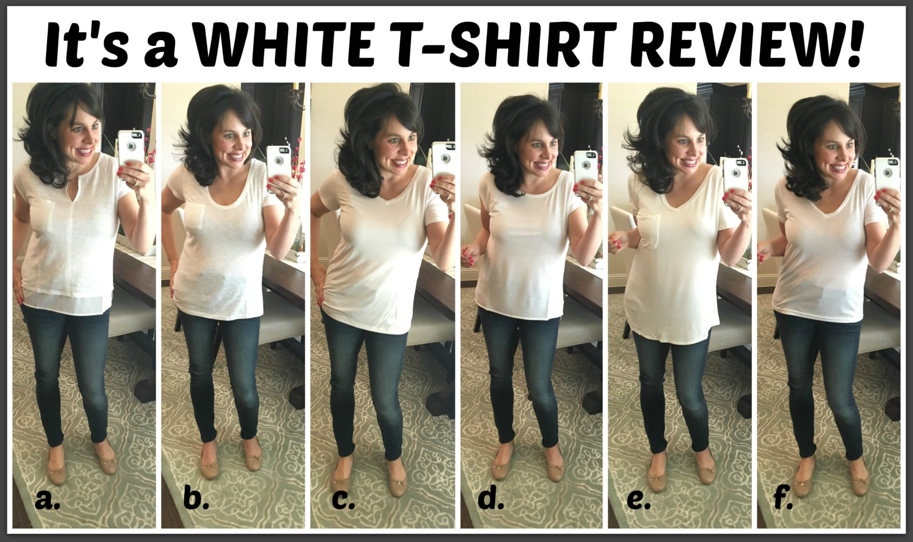 white t-shirt review 1