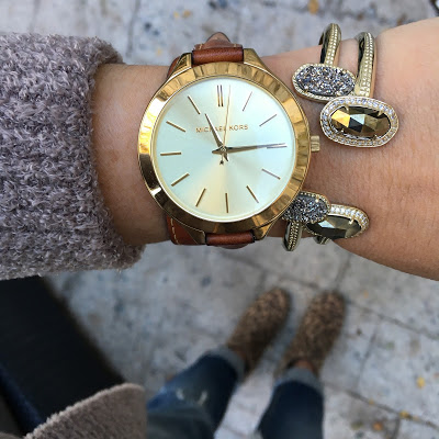 mk wrap watch