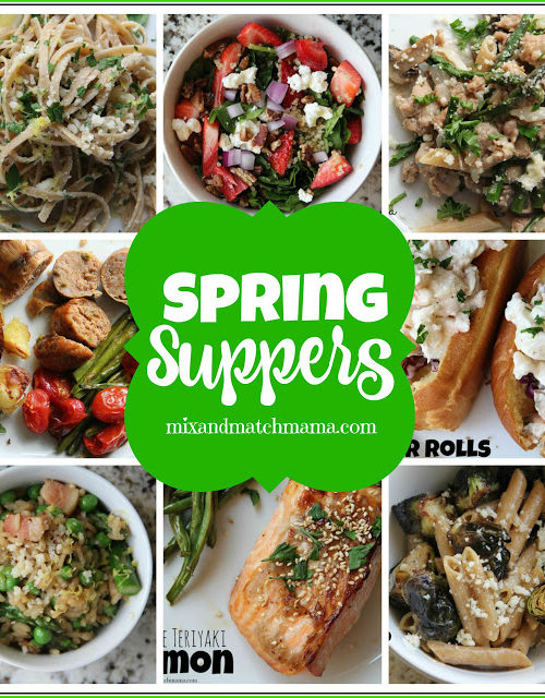 spring suppers