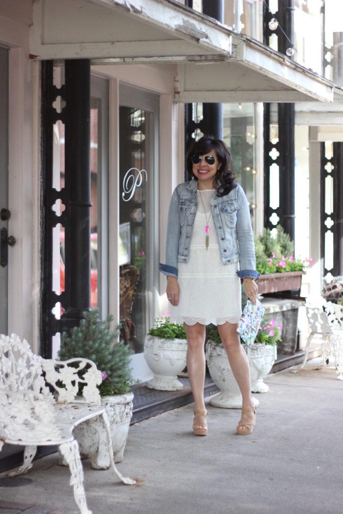 white dress 35