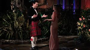 guy in kilt on bachelorette