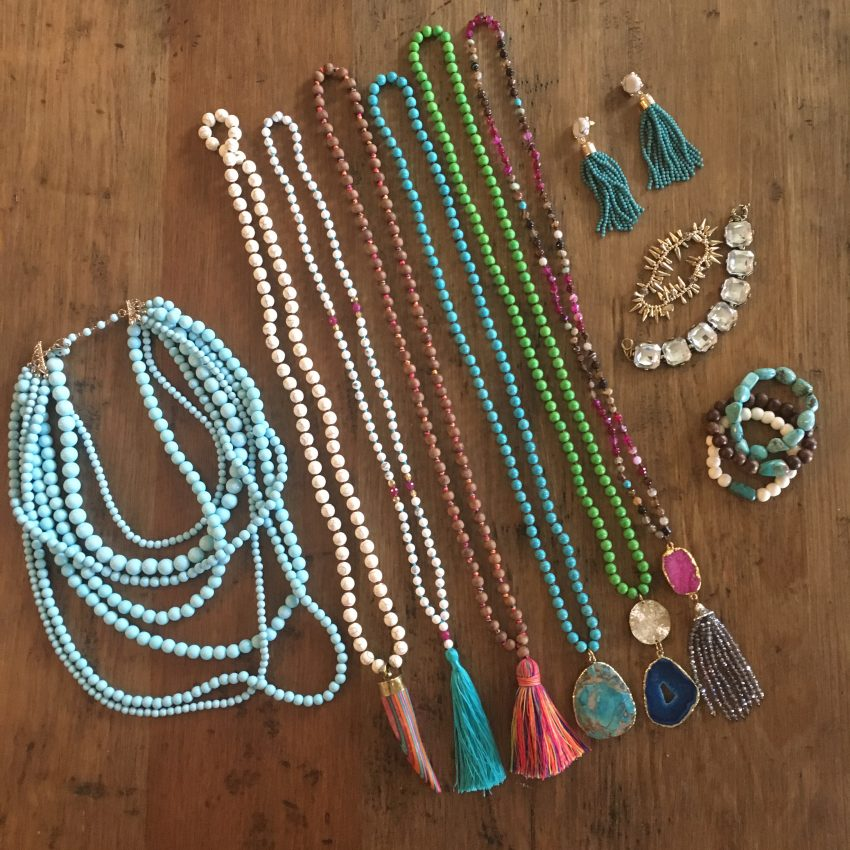 Accessory Concierge pendant necklaces
