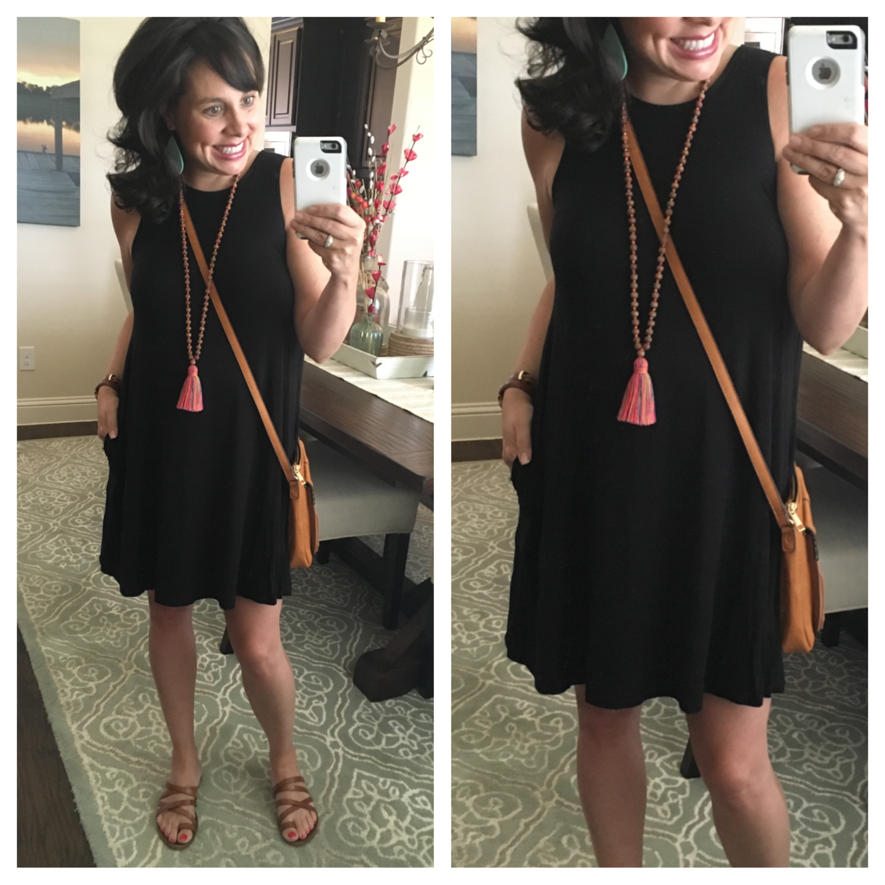Sheaffer Told Me To A $34 Dress 4 Ways!