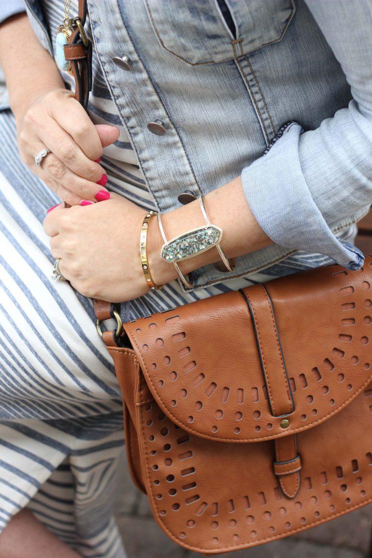kendra scott abalone bracelet