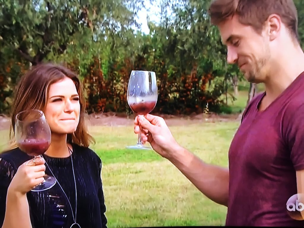 jojo and jordan drinking wine