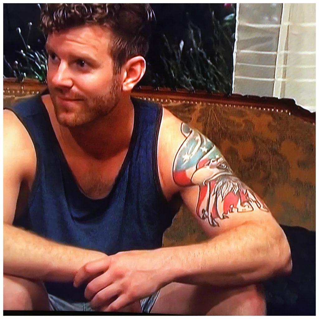 james taylor tattoo bachelorette