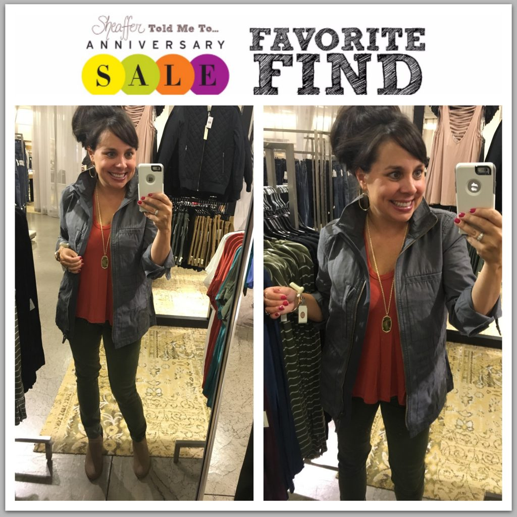 Nordstrom Anniversary Sale Military Jacket