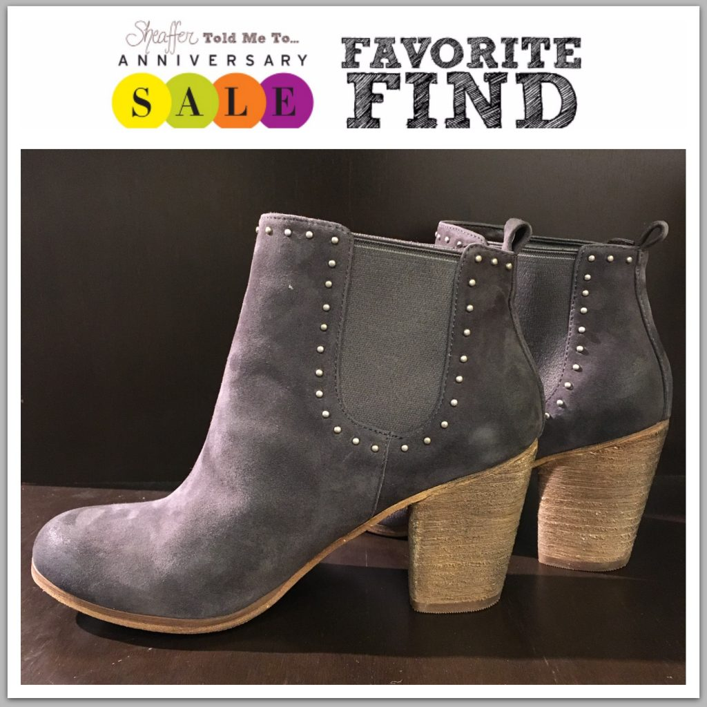 Nordstrom Anniversary Sale grey booties