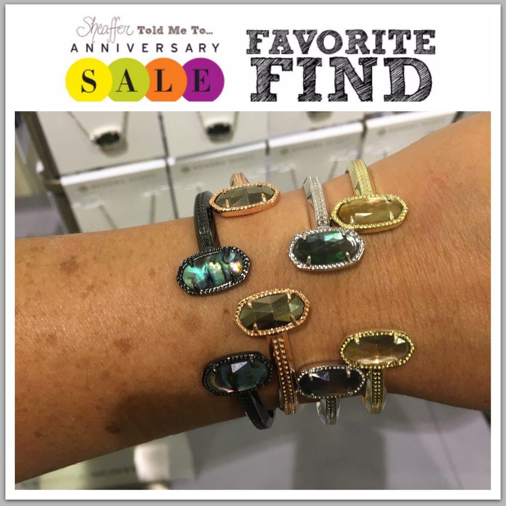 Nordstrom Anniversary Sale kendra scott bracelets