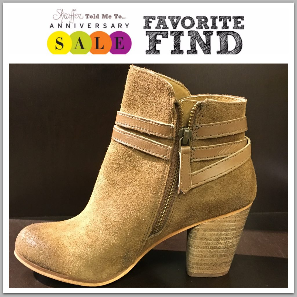 Nordstrom Anniversary Sale taupe booties