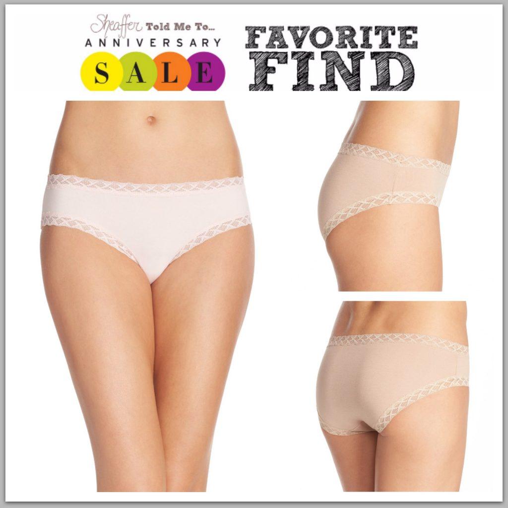 Nordstrom Anniversary Sale Underwear