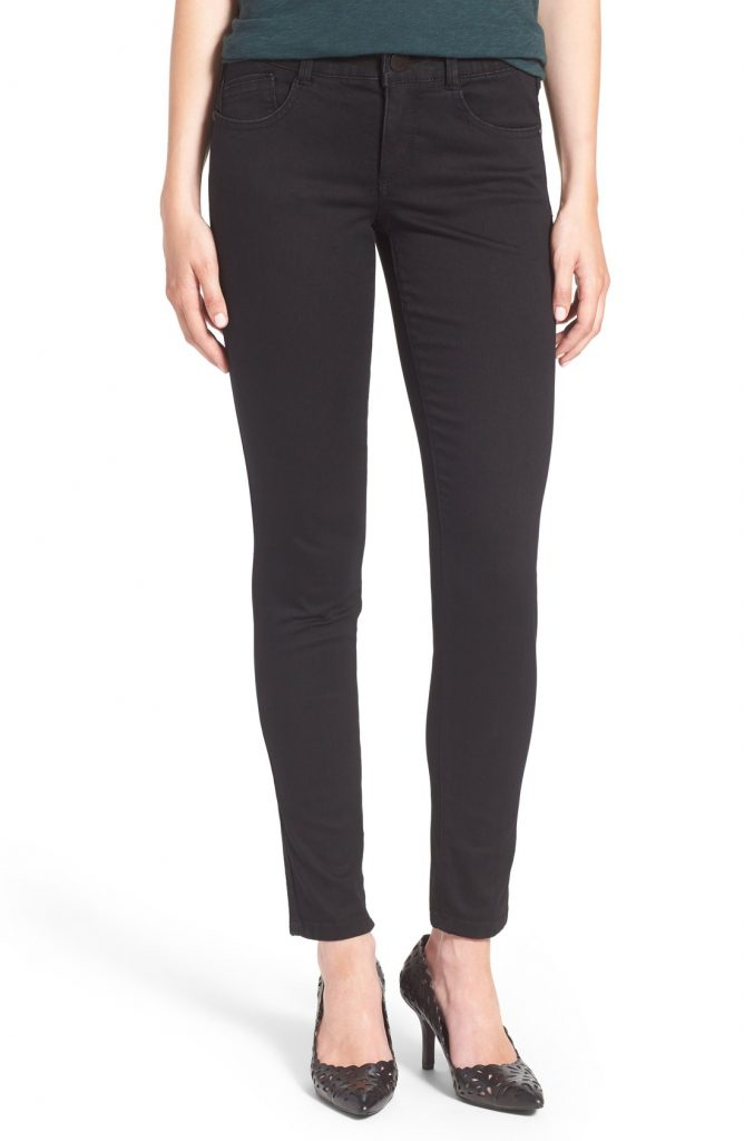 Nordstrom Anniversary Sale wit and wisdom black jeans