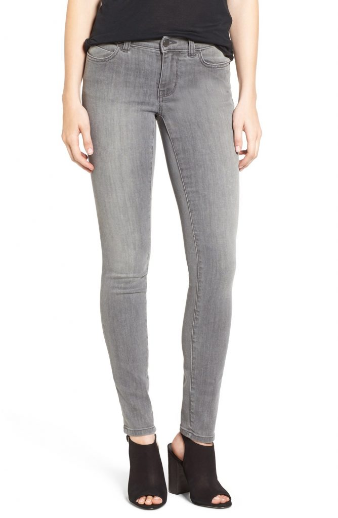 Nordstrom Anniversary Sale Grey Jeans