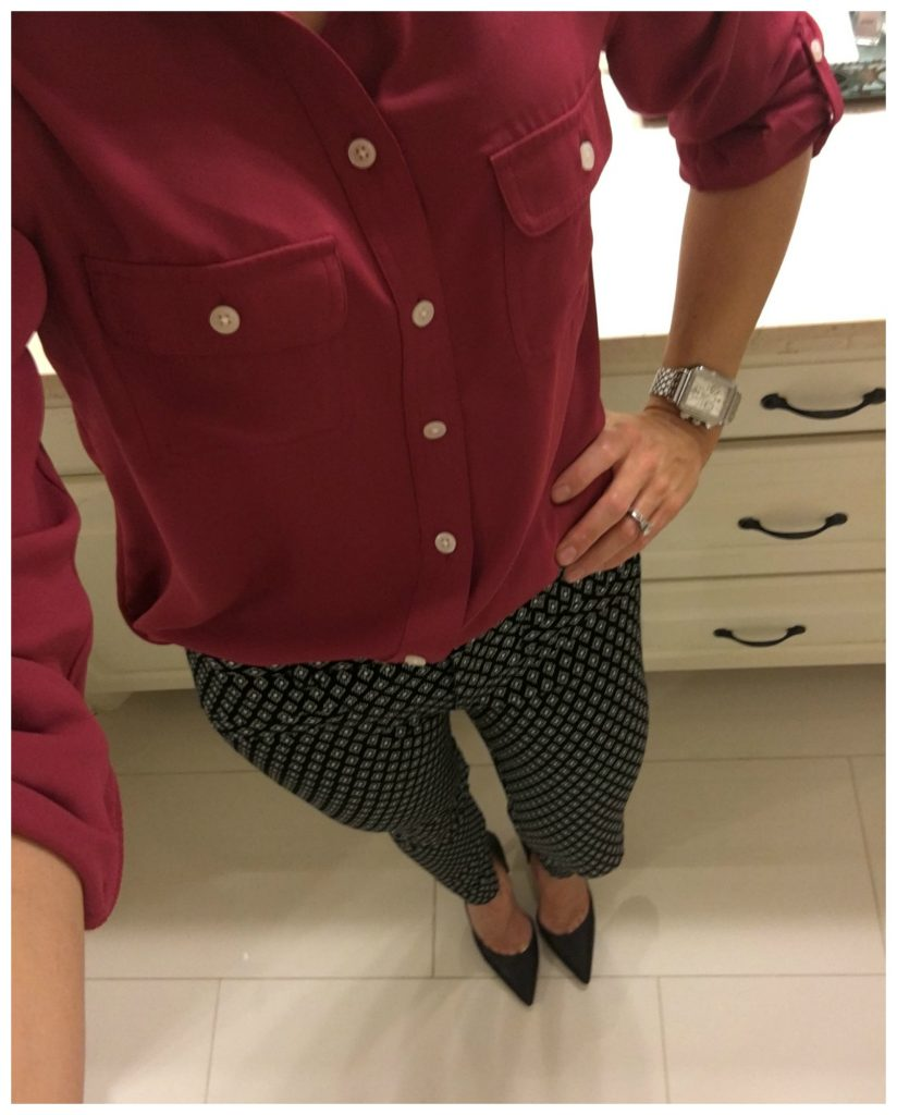 Sheaffer Told Me To Conner's Closet:  Work Wear Guide #1