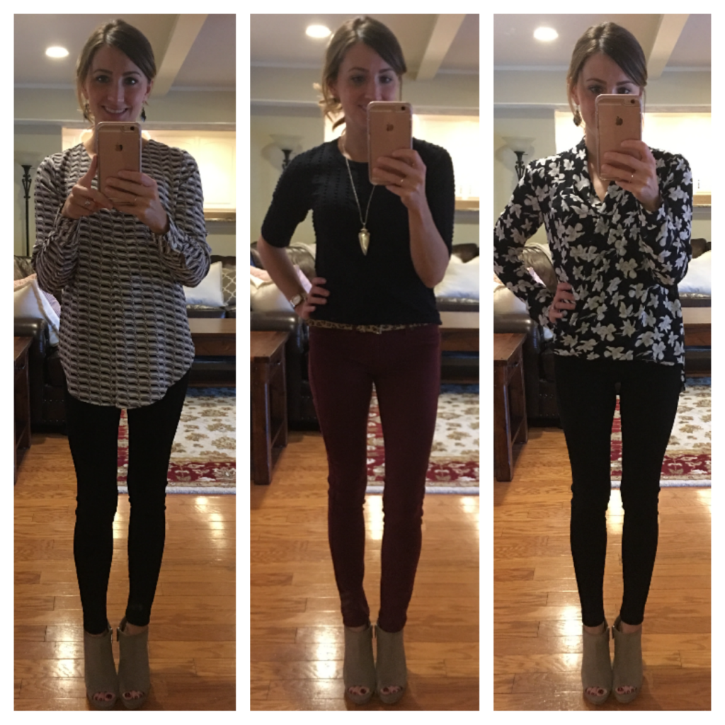 Sheaffer Told Me To Conner's Closet:  Work Wear Guide #2