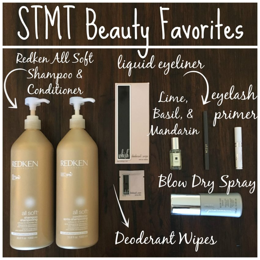Favorite Beauty Items