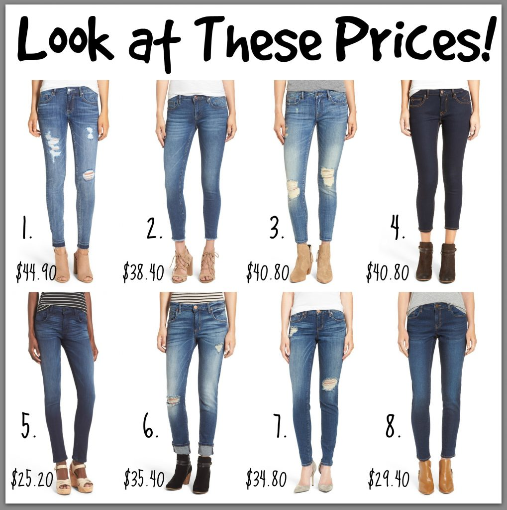 jeans on sale