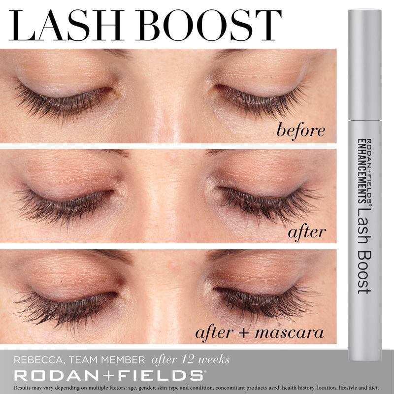 rodan and fields lash boost