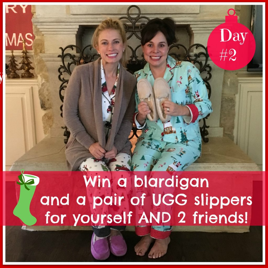 Sheaffer Told Me To 5 Days of Fabulous Day #2:  Blardigans and UGG slippers
