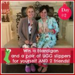 5 Days of Fabulous Day #2:  Blardigans and UGG slippers