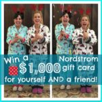 5 Days of Fabulous Day #5:  TWO $1,000 Nordstrom Gift Cards and a Perfect Casual Holiday Outfit!