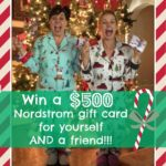 Sheaffer Told Me To 5 Days of Fabulous Day #5:  TWO $1,000 Nordstrom Gift Cards and a Perfect Casual Holiday Outfit!