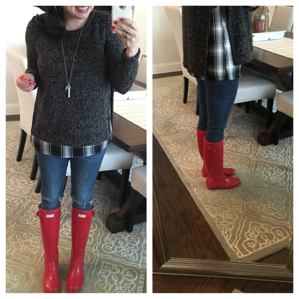 Sheaffer Told Me To A Couple of Outfits AND A FINAL SANTA ALERT ROUND UP!