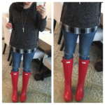 A Couple of Outfits AND A FINAL SANTA ALERT ROUND UP!