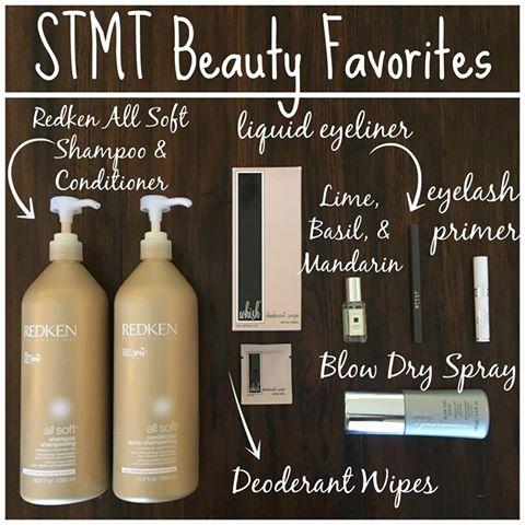 beauty-favorites