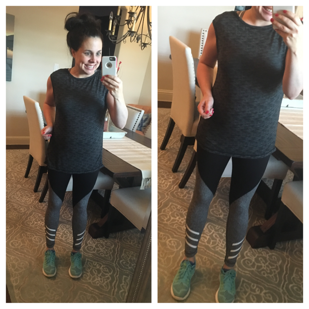 Fact: A Pair of Leggings Can Track Your Muscles While You WorkOut pics