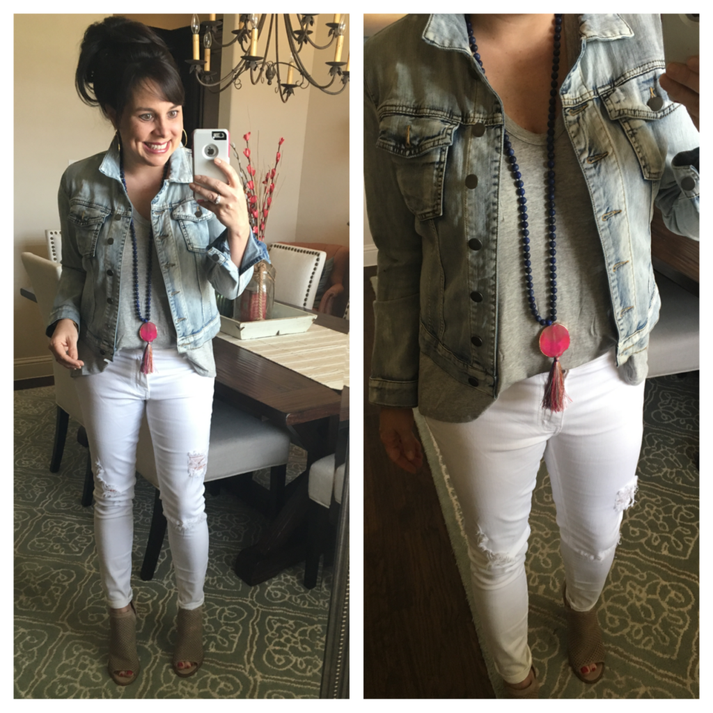 Sheaffer Told Me To 2 PERFECT TRANSITIONAL PIECES!  +  Outfit and Jewelry Ideas (and a code)!
