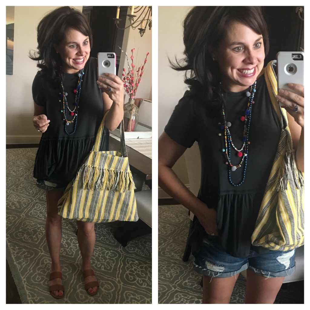 Sheaffer Told Me To Spring and Summer Tops:  Part I