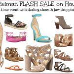 Sam Edelman FLASH EVENT!