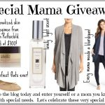 SPECIAL MAMA GIVEAWAY WINNER!