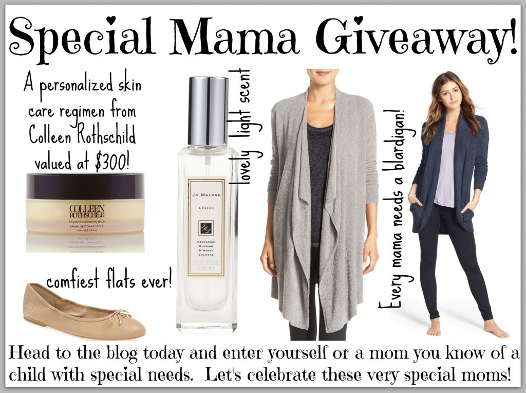 Sheaffer Told Me To Friday Favorites and Special Mama Giveaway!