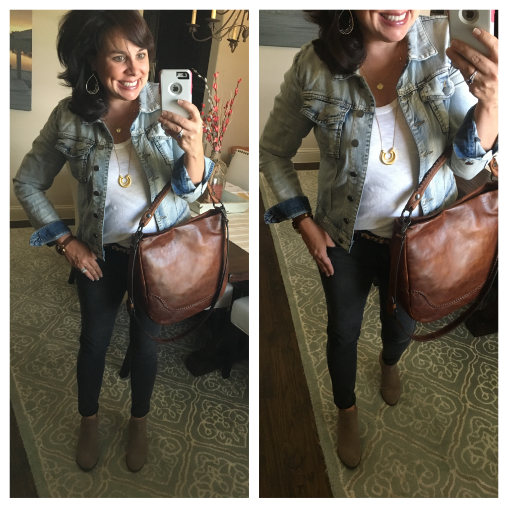 Sheaffer Told Me To The Case for Grey Jeans:  Part 1
