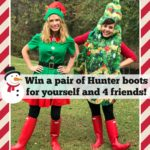 5 Days of Fabulous Day #1:  5 Pairs of Hunter Boots…AND CYBER MONDAY SALE PICKS!