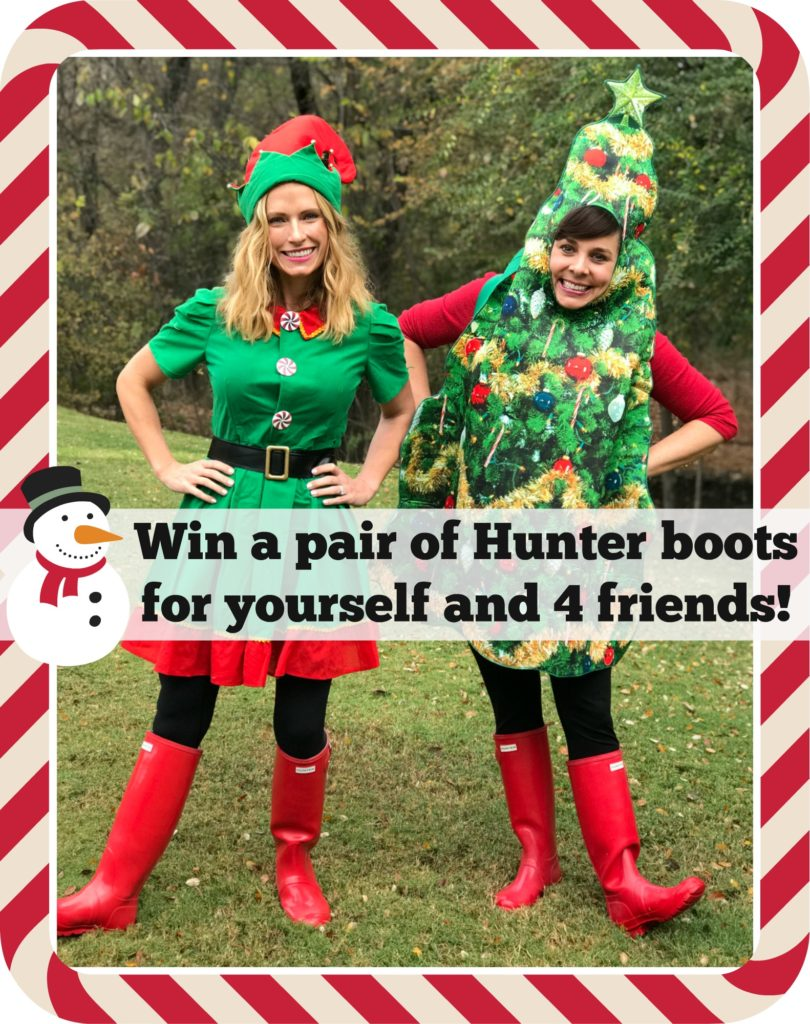 Sheaffer Told Me To 5 Days of Fabulous Day #1:  5 Pairs of Hunter Boots...AND CYBER MONDAY SALE PICKS!