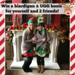 Five Days of Fabulous Day #3:  Blardigans and UGG boots!