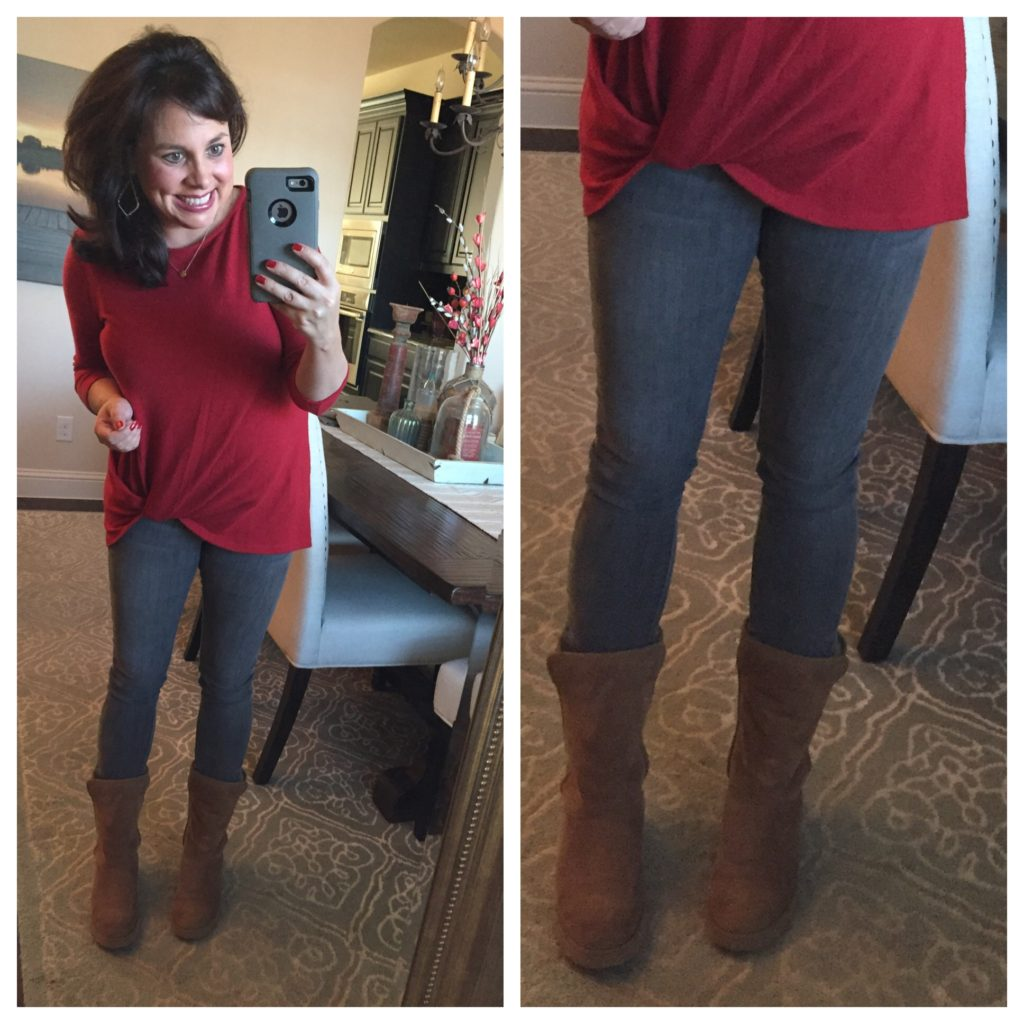 Sheaffer Told Me To Five Days of Fabulous Day #3:  Blardigans and UGG boots!