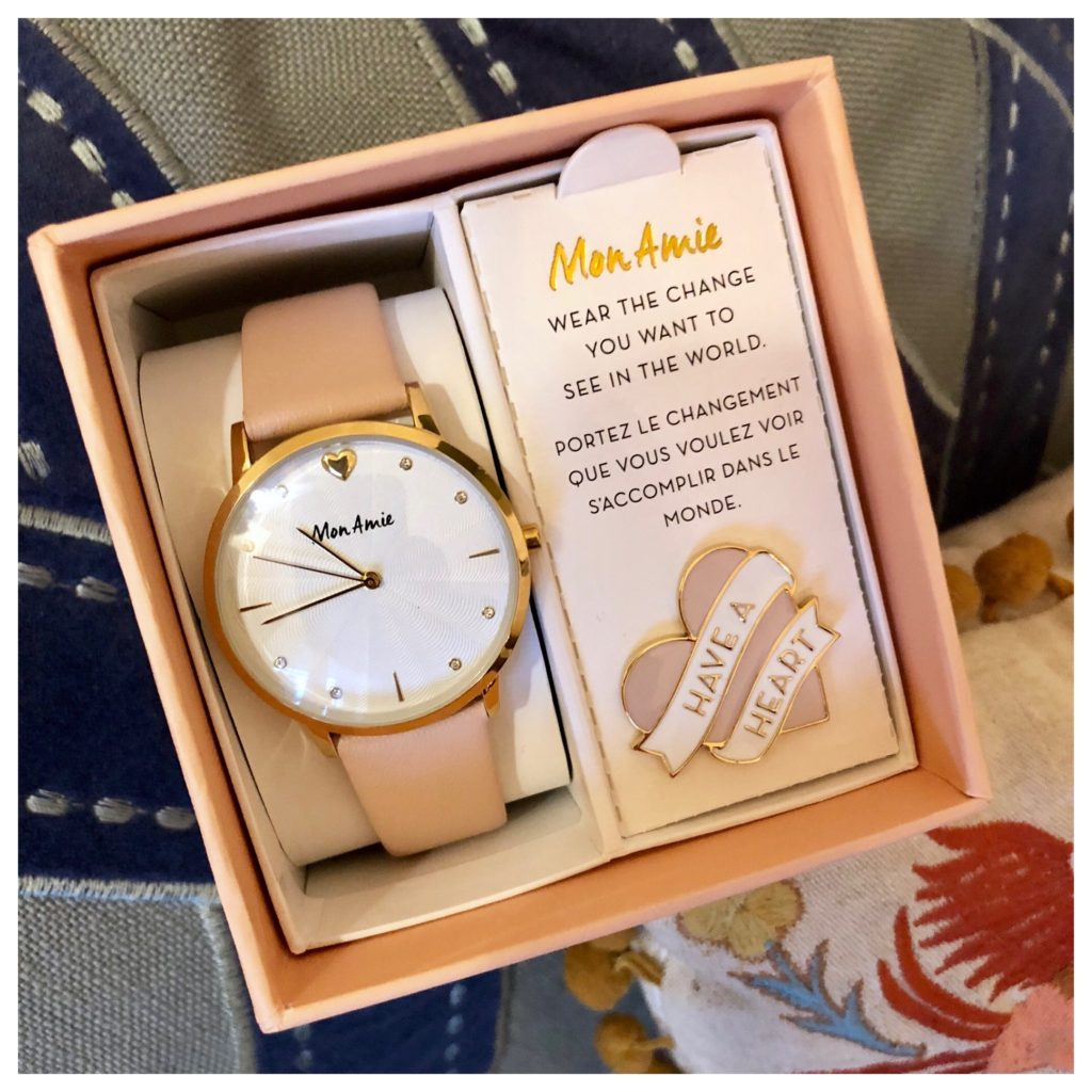 Sheaffer Told Me To Giving Back with Mon Amie Watches