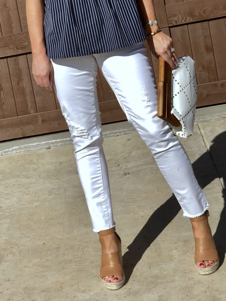 Sheaffer Told Me To White Jeans FOR THE WIN (and I'm naming a new MUST HAVE)!