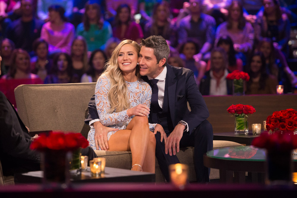 arie and lauren on after the final rose