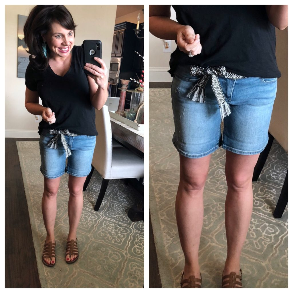 Sheaffer Told Me To Friday Favorites:  Denim Shorts Edition