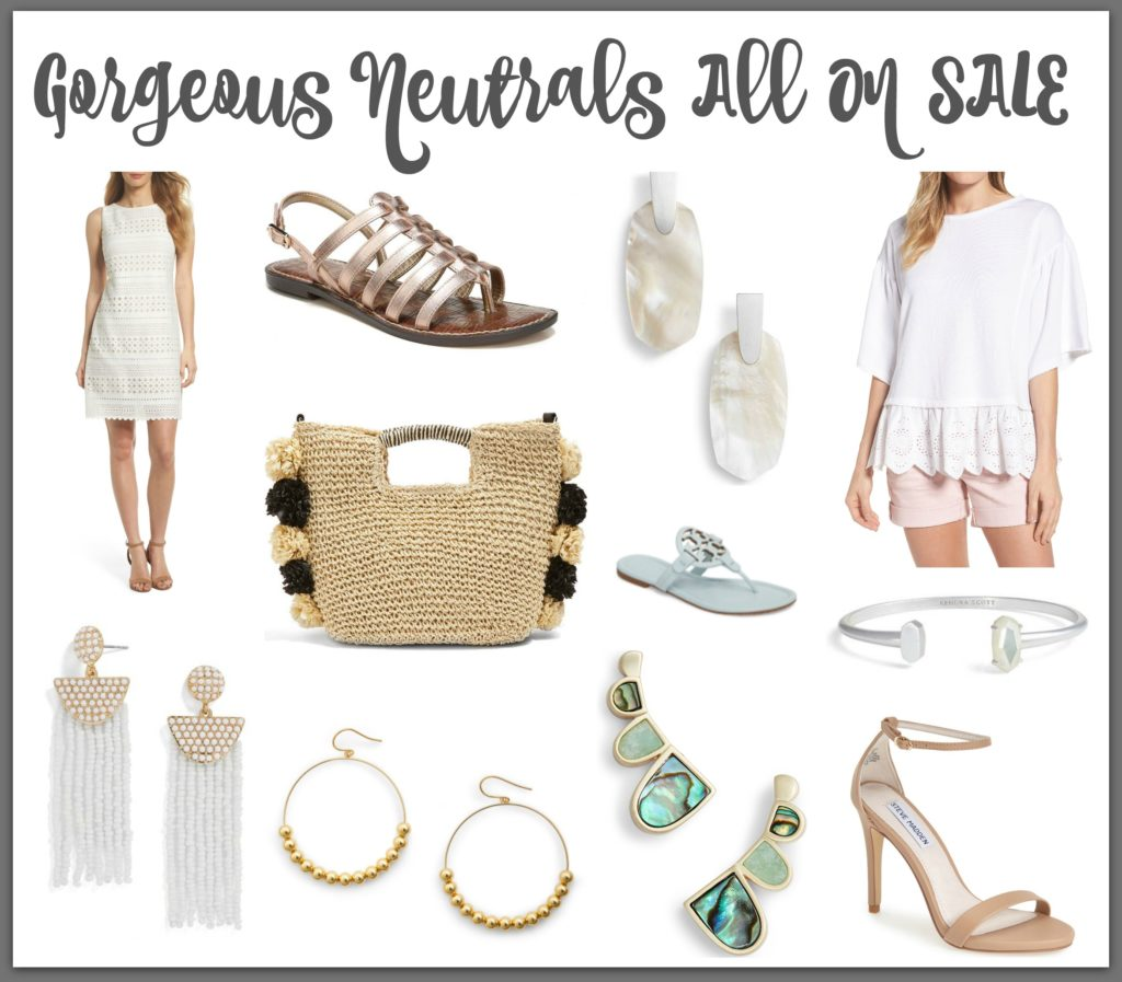 summer neutrals on sale
