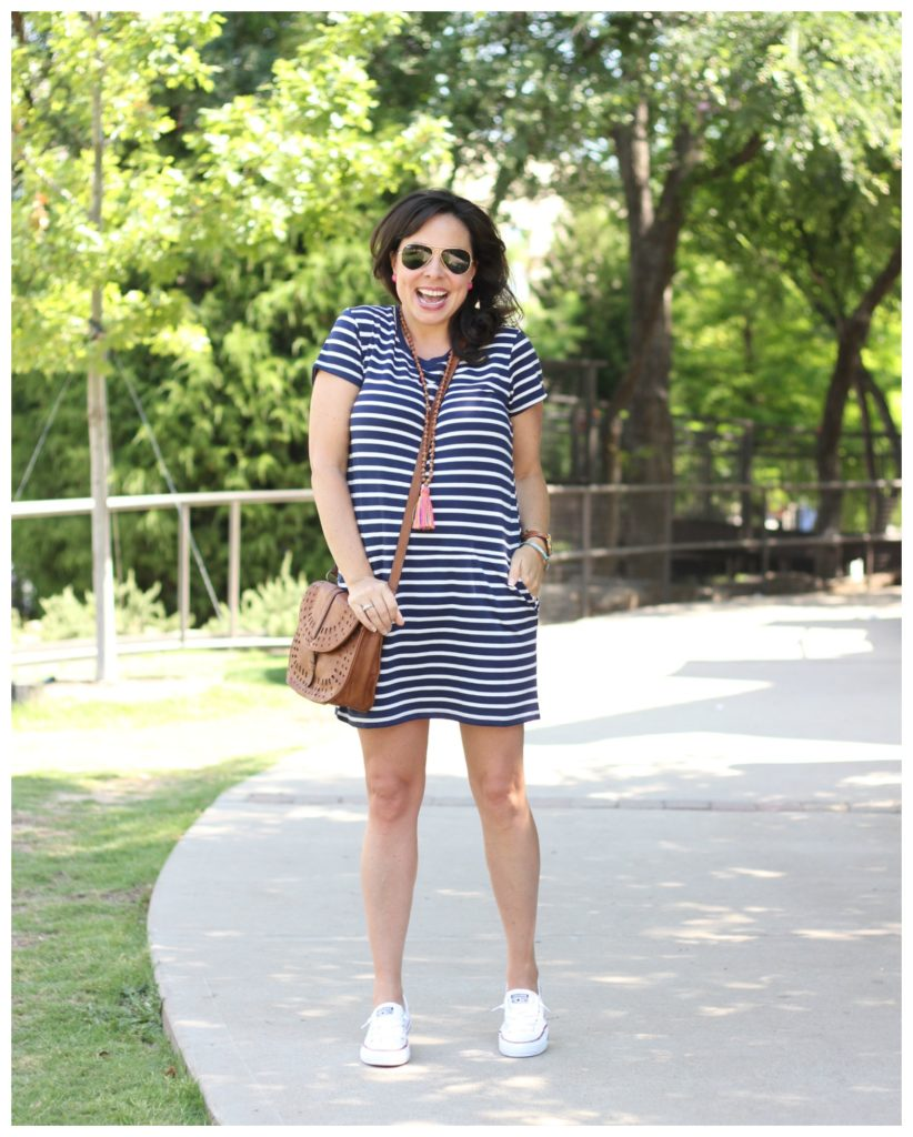 summer t-shirt dress