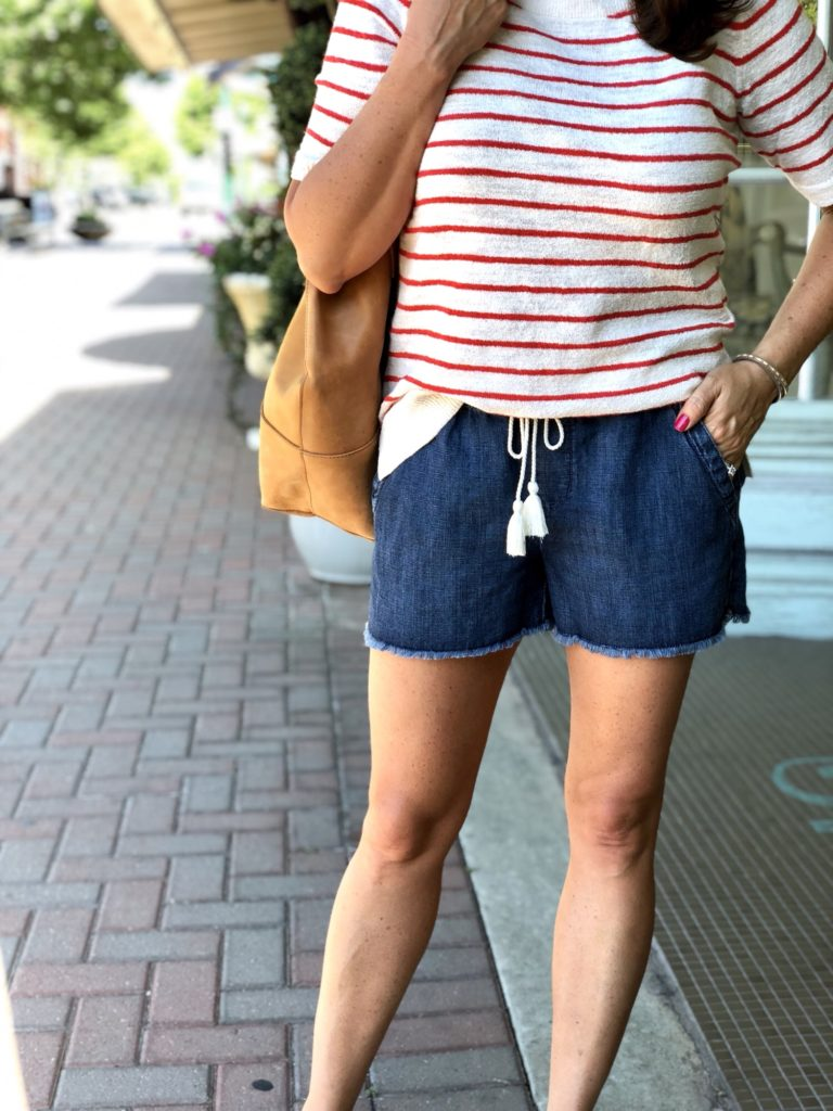 Sheaffer Told Me To Upping My Shorts Game with LOFT!